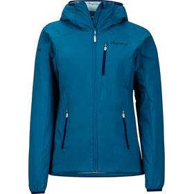Marmot Novus Insulated Hoodie Damen late night